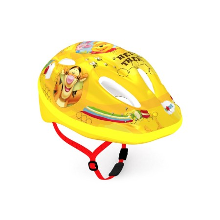 Παιδικό κράνος ποδηλάτου   SEVEN   WINNIE THE POOH   Κίτρινο