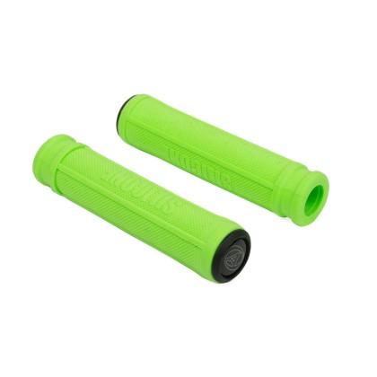 Χερούλια ποδηλατου   Author   AGR SILICONE  l.130mm   Πράσινο νέον