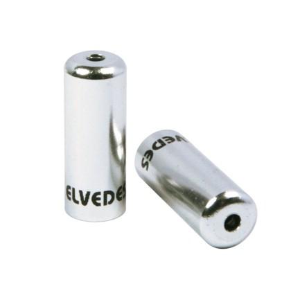 Τελείωμα καλωδίου ταχυτήτων   ELVEDES   4,2 mm   Ασημί