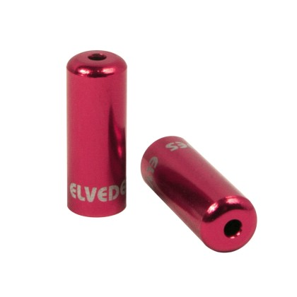 Τελείωμα καλωδίου ταχυτήτων   ELVEDES   4,2 mm   Μπορντώ