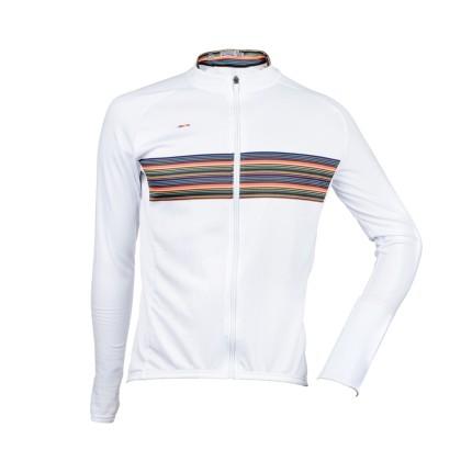 Ζακέτα ποδηλασίας | DEMARAZ | Λευκή